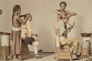 Hình ảnh chân thực về Trung Quốc thế kỷ 19 qua ảnh
