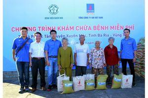 PV GAS tham gia công tác an sinh xã hội tại Bà Rịa – Vũng Tàu