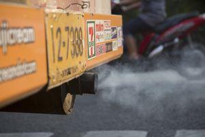 Hơn cả Bắc Kinh, ô nhiễm không khí tại Bangkok chạm ngưỡng nguy hiểm