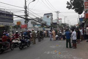 Va chạm giao thông, 2 thanh niên bị xe rác cán tử vong