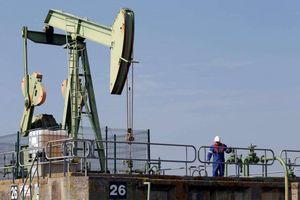Giá dầu sụt giảm hơn 2% trước áp lực hoạt động xuất nhập khẩu ở Trung Quốc đang giảm sút