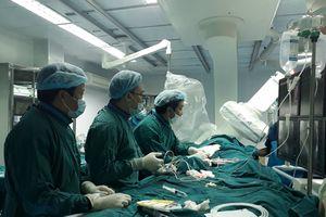 Phú Yên: Điều trị tái tưới máu cơ tim khi động mạch vành bị bóc tách