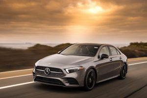 Mercedes-Benz A-Class Sedan mới có giá từ 755 triệu đồng, rẻ hơn CLA 14 triệu đồng