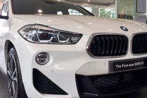 'Kẻ nổi loạn' BMW X2 về thêm phiên bản mới có giá rẻ hơn tại Việt Nam