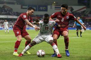 Thái Lan xuất sắc giành vé vào vòng 1/8 Asian Cup 2019