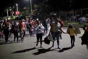 Thêm đoàn người di cư đến Mỹ mới hình thành