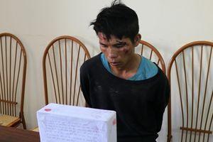 Bắt một đối tượng cùng 4 bánh heroin ở Điện Biên