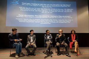 Hội thảo 'Phim như một di sản văn hóa'
