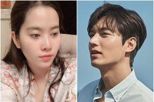 Chuyện Showbiz: Nam Em nhắn tin tán tỉnh 'thô lỗ' tới Lee Min Ho