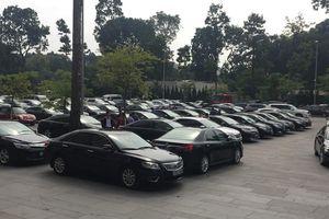 Bộ trưởng đi xe dưới 1,1 tỷ đồng, chủ tịch tỉnh đi xe dưới 920 triệu đồng