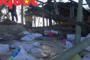 Chủ tịch tỉnh Thừa Thiên - Huế yêu cầu khẩn trương xử lý sạt lở bờ biển ở Vinh Hải