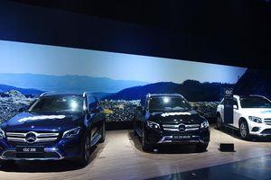 Mercedes-Benz tăng giá GLC và nhiều dòng xe bán tại Việt Nam