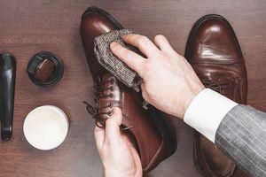 Bảo quản giày tây đúng cách như thế nào?
