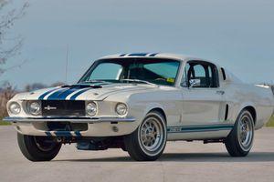 2,2 triệu USD cho chiếc Mustang đắt nhất thời đại