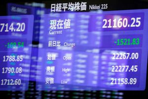 Cổ phiếu châu Á biến động nhẹ, bảng Anh lao dốc sau khi thỏa thuận Brexit thất bại