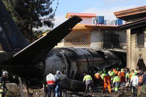 Tai nạn máy bay chở hàng ở Iran