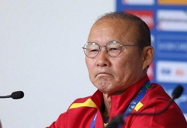 Thầy Park khẳng định quyết tâm giành 3 điểm trước Yemen