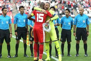 Highlights: Để Jordan cầm hòa 0-0, Palestine mong manh cơ hội đi tiếp
