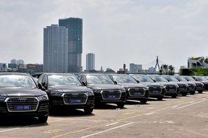Các chức danh nào được sử dụng ôtô hơn 1 tỉ đồng?