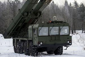 Vũ khí khủng khiếp Nga thay thế Smerch