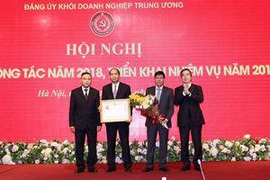 Đảng ủy Khối Doanh nghiệp Trung ương triển khai nhiệm vụ năm 2019