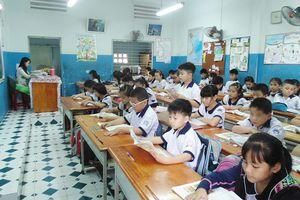 Mối lo sĩ số đe dọa các trường chuẩn quốc gia