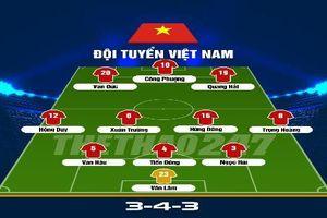 Đội hình nào giúp ĐT Việt Nam nghiền nát Yemen tại Asian Cup 2019?