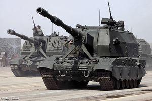 Pháo binh Nga sẽ được 'lột xác' trong năm 2019?
