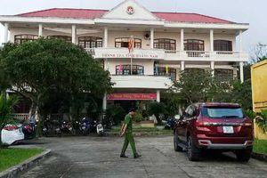 Tiết lộ nguyên nhân Phó Chánh Thanh tra tỉnh Quảng Nam tử vong