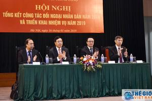 Những yêu cầu mới đặt ra trong hoạt động đối ngoại nhân dân