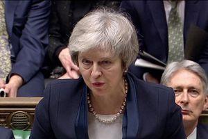 Thủ tướng Anh thất bại trong cuộc bỏ phiếu tại Quốc hội