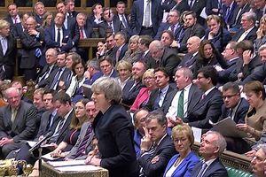 Việc bỏ phiếu bất tín nhiệm với bà May sẽ diễn ra thế nào?