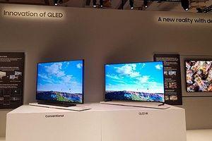 Samsung giới thiệu TV Micro LED dạng module có thể tháo lắp