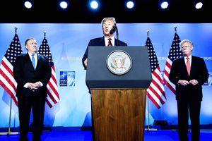 Nguy cơ Mỹ rút khỏi NATO