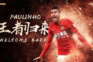Sao Barcelona chính thức là người của đội bóng Trung Quốc
