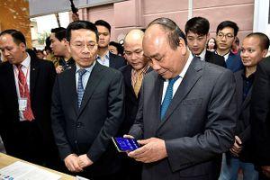 Thủ tướng: Làm công nghệ phải có sáng tạo và khát vọng Việt Nam
