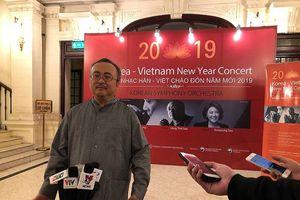 NSND Đặng Thái Sơn tiết lộ sinh nhật tuổi 60 đặc biệt khi về Việt Nam