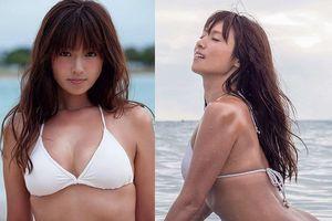 Mê đắm vẻ đẹp của mỹ nhân 37 tuổi 'được khao khát nhất Nhật Bản'