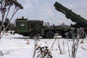 Quân đội Nga sẽ tiếp nhận nhiều mẫu pháo, tên lửa hiện đại