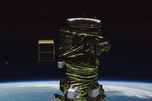 Lễ phóng vệ tinh 'Made in Vietnam' được tường thuật trực tiếp