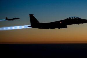 Mỹ gia tăng mật độ các cuộc không kích IS tại Syria