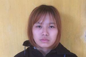 Thiếu nữ tuổi 16 nghiện hút bị bắt vì vận chuyển ma túy đá