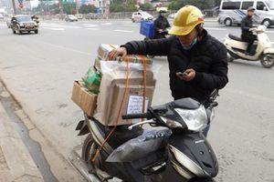 Cảnh giác với lừa đảo giao hàng trực tuyến