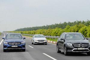 Khách hàng chú ý: Mercedes-Benz tăng giá dịp cận Tết, có mẫu thêm 400 triệu
