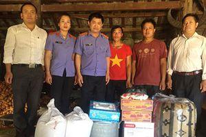 VKSND huyện Mộc Châu: Lập công xuất sắc và nghĩa tình cán bộ kiểm sát