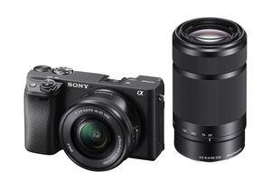 Sony a6400 chính thức: cảm biến 24.2MP, quay video 4K 30fps, lấy nét siêu nhanh, giá từ 900 USD