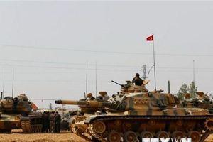 Người Kurd ở Syria phản đối vùng an ninh do Thổ Nhĩ Kỳ kiểm soát