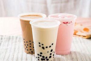 Uống một cốc trà sữa, bạn nạp vào cơ thể gần 1 bát đường