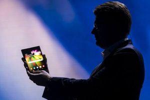 Samsung úp mở việc ra mắt smartphone màn hình gập trong sự kiện Samsung Unpacked 2019