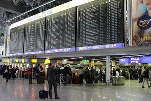 Đức: Hàng trăm chuyến bay bị hủy do đình công